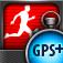 Pedometer GPS plus Pro app icon